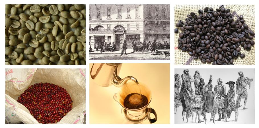 コーヒーの世界史